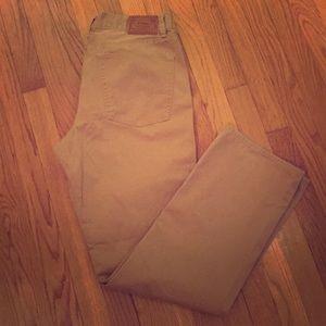Khaki pants 34/32